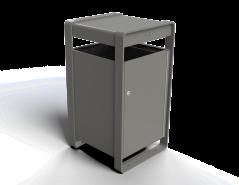 STORR afvalbak voor buiten (85 liter)