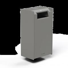 AROS afvalbak voor buiten (65 liter)
