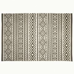 In-/outdoor carpet Cas stone-white