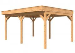 Tynaarlo overkapping plat dak type 1