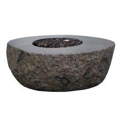 Elementi Vesuvius vuurtafel 111x91x40 cm