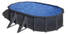 Zwembad Kea ovaal 500x300x120 cm