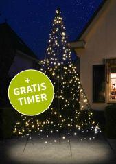 Fairybell kerstboom 300 cm - 480 LED