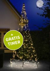 Fairybell kerstboom 400 cm 640 LED