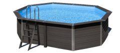 Zwembad Avantgarde 458x338x124 cm