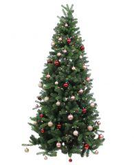 Royal Christmas Bergen kunstkerstboom 210 cm met LED smartadapter