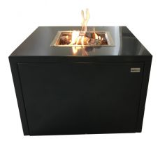 Enjoyfires Feuertisch XS-80 schwarz