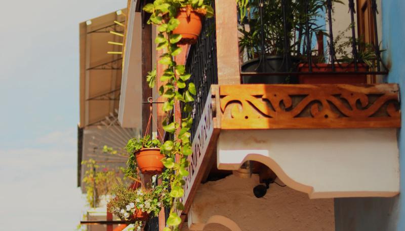 Kleed je balkon gezellig aan!