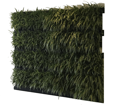 LivePanel Pack alles-in-1 groene wand systeem