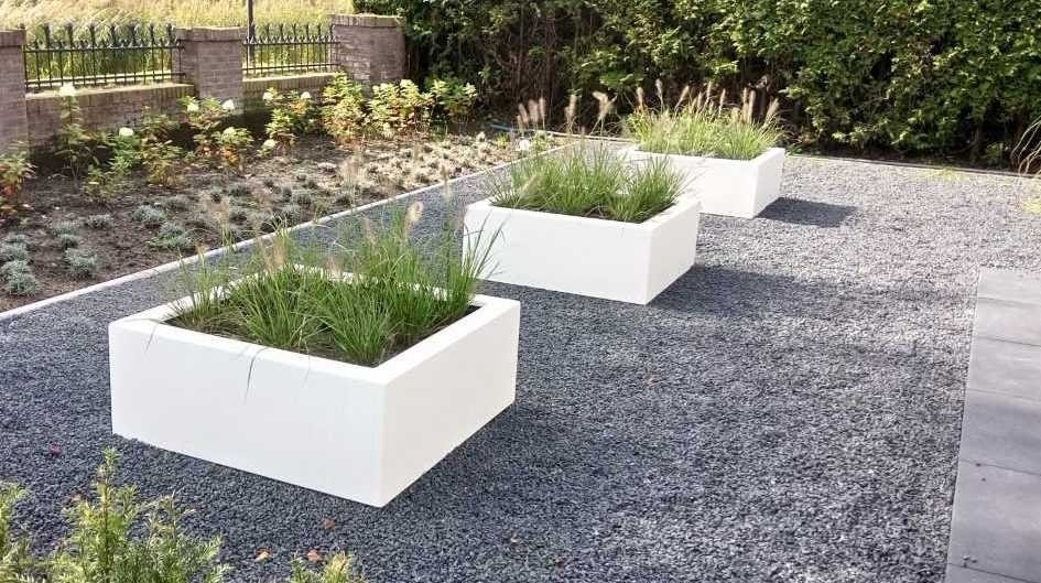 Plantenbakken Voor Buiten Groot.De Industriele Tuin 10 Tips Om Jouw Tuin Te Transformeren