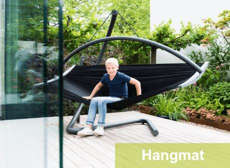 Hangmatten bieden pure ontspanning in uw tuin