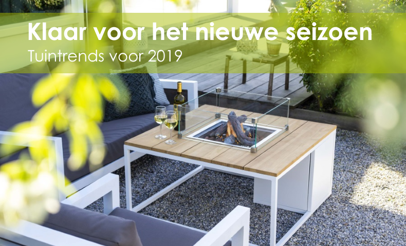 Tuintrends 2019