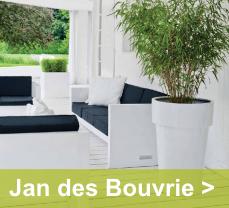 Met een loungeset kan je nog beter genieten van de tuin