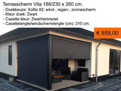 Windscherm Vita