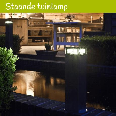 Staande tuinlampen van Gacoli en Garden lights
