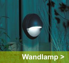 Een wandlamp is altijd makkelijk bij een ingang, maar staat ook mooi boven een loungeset