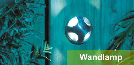 Garden lights wandlamp